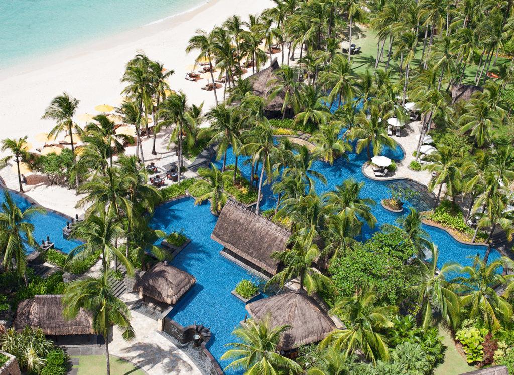 Shangri-La's Boracay Resort & Spa(シャングリ ラ ボラカイリゾート & スパ) 外観
